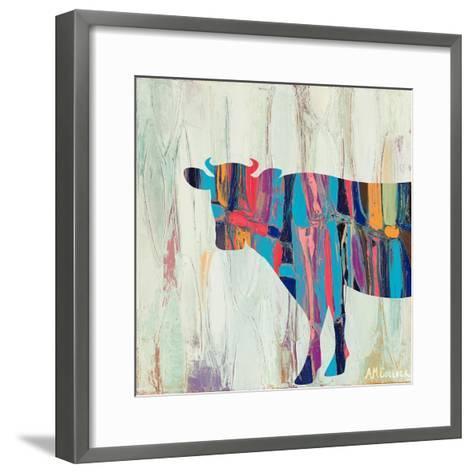 Rhizome Cow-Ann Marie Coolick-Framed Art Print