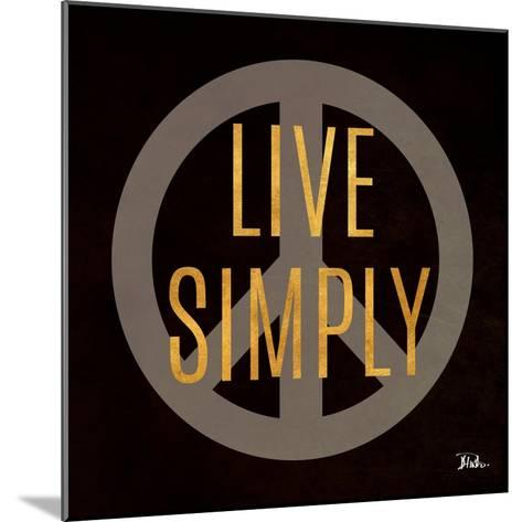 Love and Live II-Patricia Pinto-Mounted Premium Giclee Print