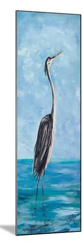 Among the Water II-Julie DeRice-Mounted Premium Giclee Print
