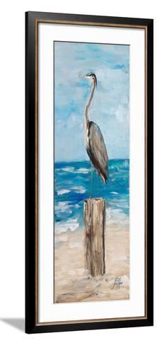 Among the Water I-Julie DeRice-Framed Art Print
