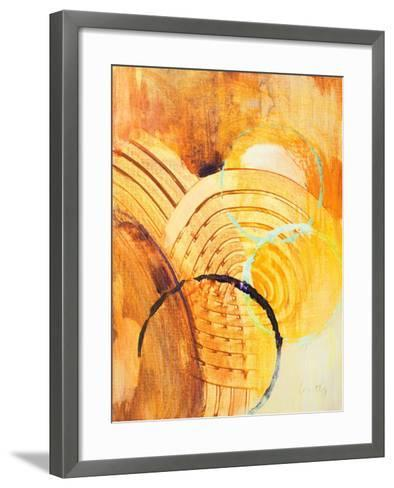 Above and Beyond II-Lanie Loreth-Framed Art Print