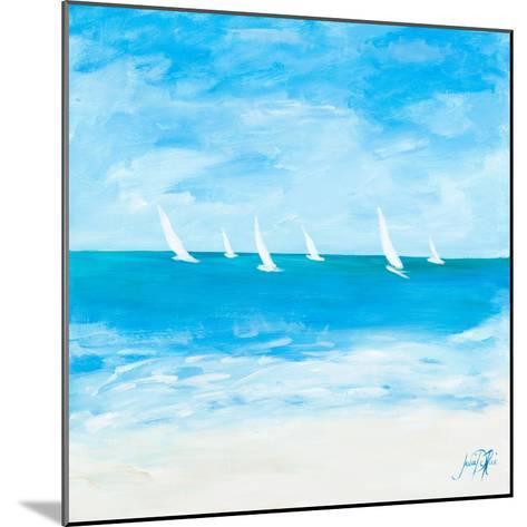 Windjammer II-Julie DeRice-Mounted Art Print