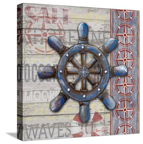 A Sailor's Life II-Gina Ritter-Stretched Canvas Print