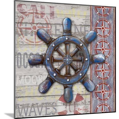A Sailor's Life II-Gina Ritter-Mounted Premium Giclee Print