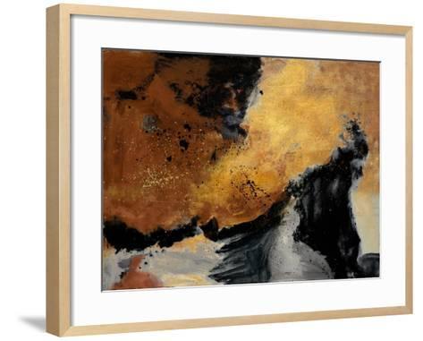 Wave-Robin Maria-Framed Art Print