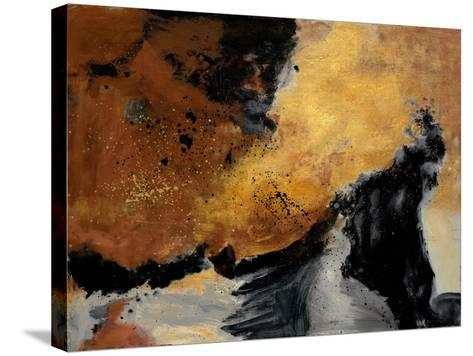 Wave-Robin Maria-Stretched Canvas Print