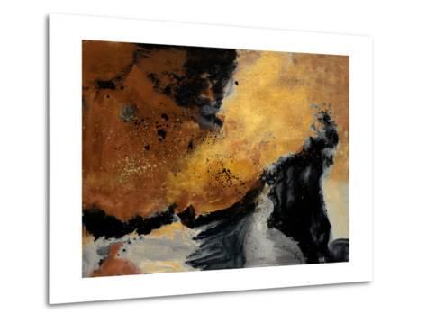 Wave-Robin Maria-Metal Print