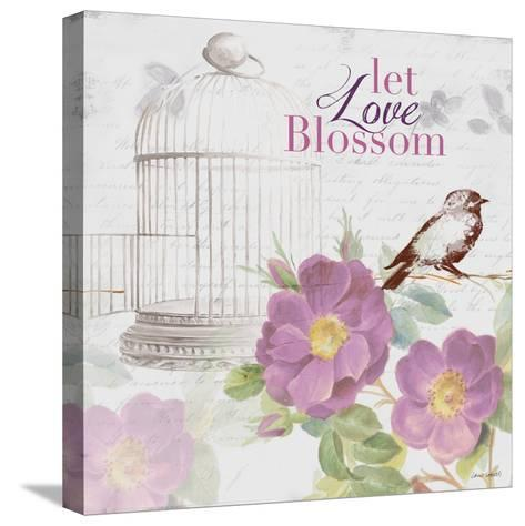 Grow and Blossom II-Lanie Loreth-Stretched Canvas Print