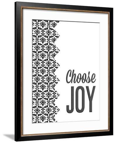 Be Simple Choose Joy II-SD Graphics Studio-Framed Art Print