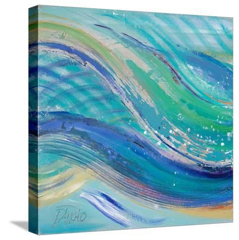 Mar Azul I-Patricia Pinto-Stretched Canvas Print