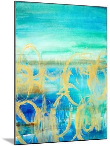 Caught up in the Wind I-Lanie Loreth-Mounted Art Print