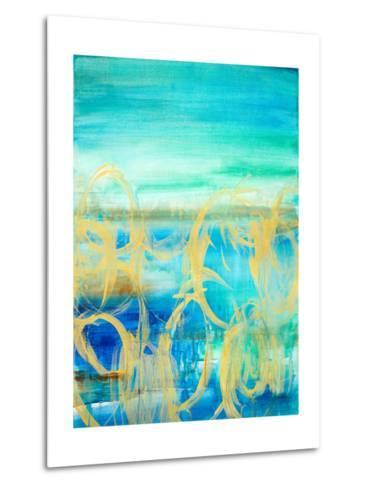 Caught up in the Wind I-Lanie Loreth-Metal Print