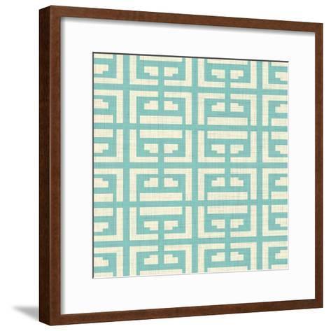 Box Pattern I-SD Graphics Studio-Framed Art Print