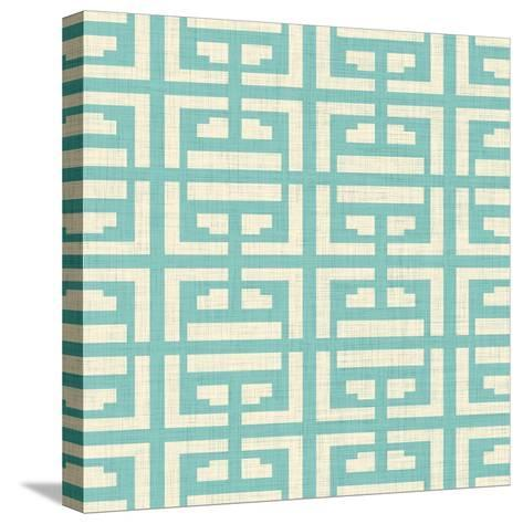 Box Pattern I-SD Graphics Studio-Stretched Canvas Print
