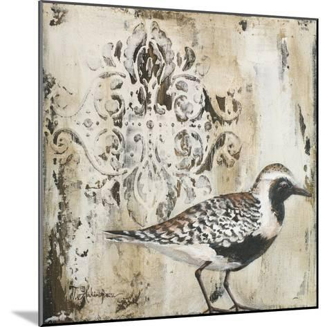 Couture Sandy Shore II-Tiffany Hakimipour-Mounted Art Print