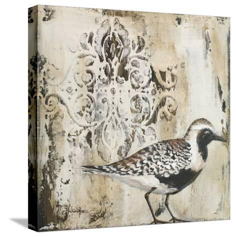 Couture Sandy Shore II-Tiffany Hakimipour-Stretched Canvas Print