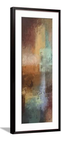 Escape into Abstraction Panel II-Michael Marcon-Framed Art Print