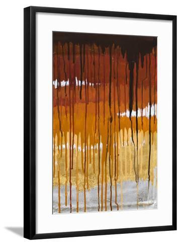 Summer Rain II-Patricia Pinto-Framed Art Print