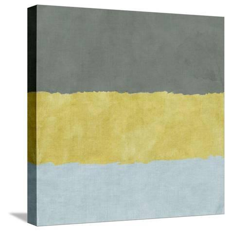 Gray Blocks of Color II-SD Graphics Studio-Stretched Canvas Print