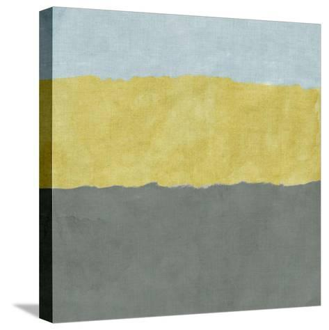 Gray Blocks of Color I-SD Graphics Studio-Stretched Canvas Print