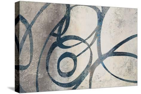 Organic Rings II-Lanie Loreth-Stretched Canvas Print