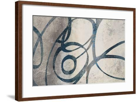 Organic Rings II-Lanie Loreth-Framed Art Print