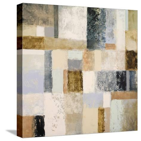 Mid Geometry I-Michael Marcon-Stretched Canvas Print