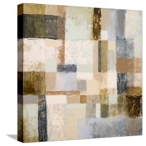 Mid Geometry II-Michael Marcon-Stretched Canvas Print