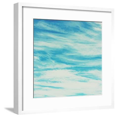 Reflective Water-Anna Coppel-Framed Art Print