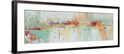 Abstract Rhizome Panel-Ann Marie Coolick-Framed Art Print