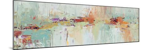 Abstract Rhizome Panel-Ann Marie Coolick-Mounted Art Print