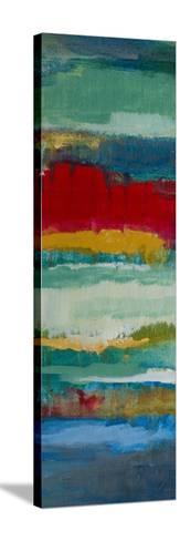 Splendid Sky Panel II-Lanie Loreth-Stretched Canvas Print