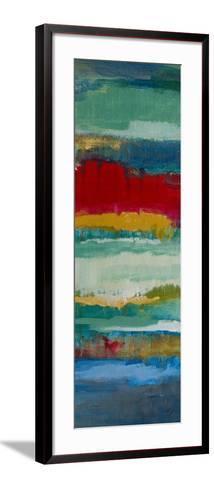 Splendid Sky Panel II-Lanie Loreth-Framed Art Print