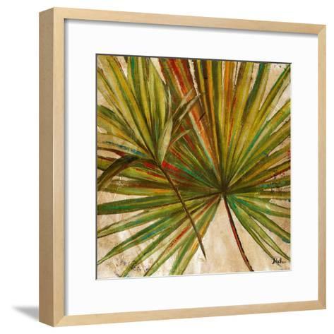 New Palmera Take Two I-Patricia Pinto-Framed Art Print