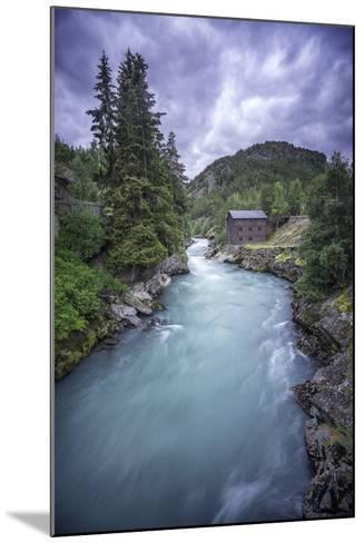Norway River-Philippe Manguin-Mounted Photographic Print