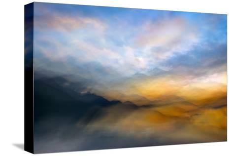 Slocan Lake 1-Ursula Abresch-Stretched Canvas Print
