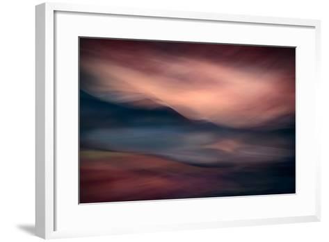 Slocan Lake 2-Ursula Abresch-Framed Art Print