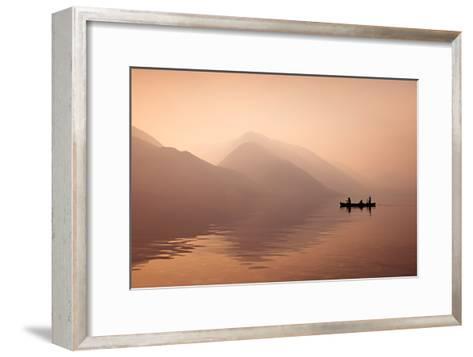 Paddle-Ursula Abresch-Framed Art Print