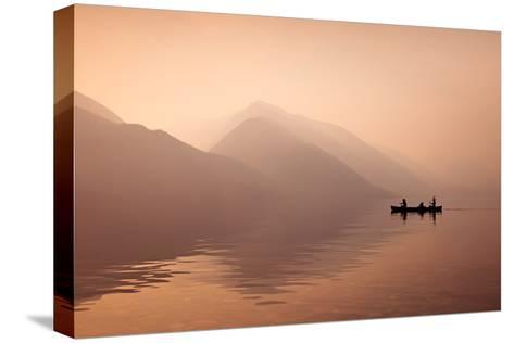 Paddle-Ursula Abresch-Stretched Canvas Print