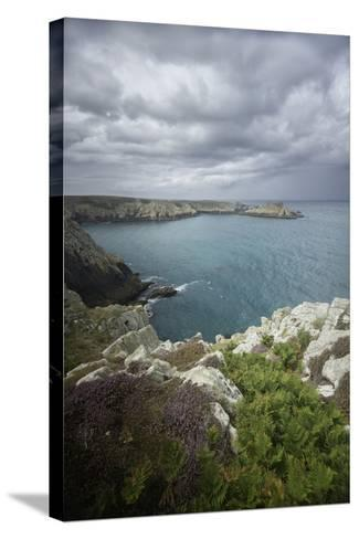 Ouessant, Toull Auroz Bay-Philippe Manguin-Stretched Canvas Print