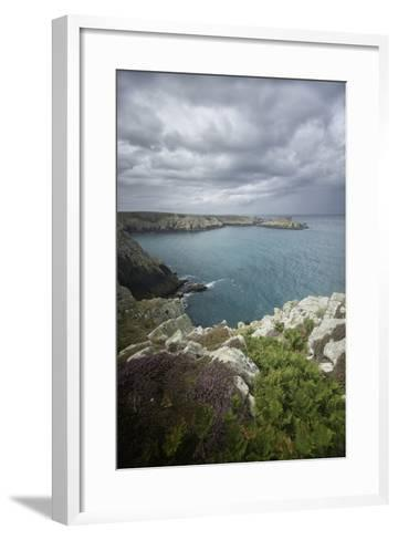Ouessant, Toull Auroz Bay-Philippe Manguin-Framed Art Print