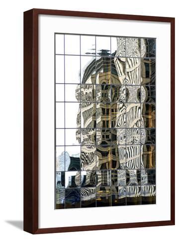 Window Shopping-Adrian Campfield-Framed Art Print