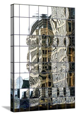 Window Shopping-Adrian Campfield-Stretched Canvas Print