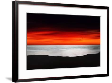 Beyond the Ocean-Philippe Sainte-Laudy-Framed Art Print