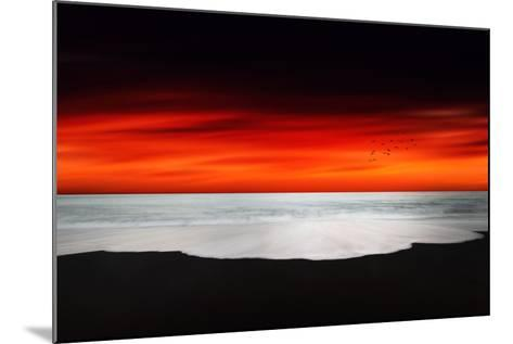Beyond the Ocean-Philippe Sainte-Laudy-Mounted Photographic Print