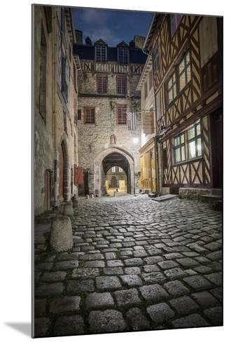 Rennes, Les Portes Mordellaises-Philippe Manguin-Mounted Photographic Print