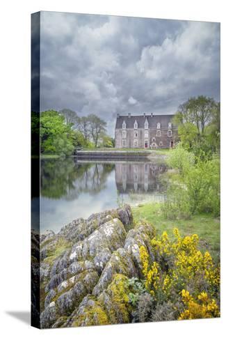 Comper Castle-Philippe Manguin-Stretched Canvas Print
