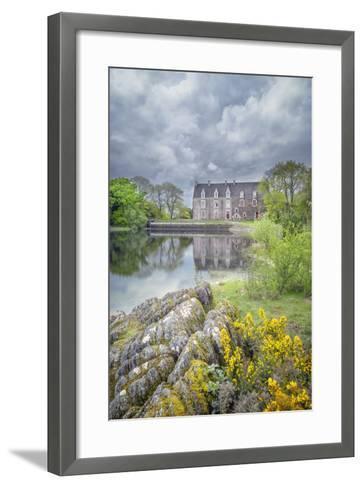 Comper Castle-Philippe Manguin-Framed Art Print
