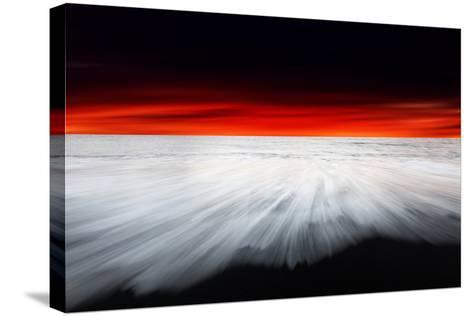 Drop in the Ocean-Philippe Sainte-Laudy-Stretched Canvas Print