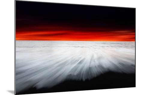 Drop in the Ocean-Philippe Sainte-Laudy-Mounted Photographic Print